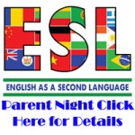ESL Parent Night
