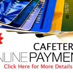 Online Cafeteria Payments
