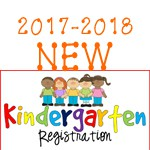 2017-2018 New Kindergarten Registration