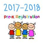 2017-2018 Pre-K Registration Information