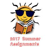 2017 Summer Assignments