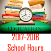 Click Here for 2017-2018 School Hours