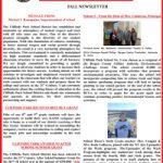 Cliffside Park School District Fall Newsletter