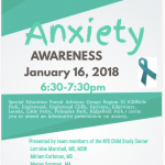 Anxiety Awareness Workshop