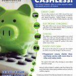 Go Cashless!