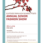 Cliffside Park High School PTSO's Annual Fashion Show