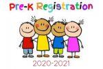 2020-2021 Pre-K Registration Information