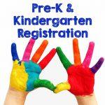 2021-2022 Pre-K and Kindergarten Registration Information