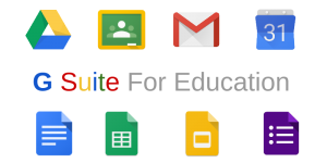 Click Here for G Suite for Education